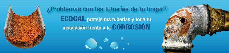 Corrosión de tuberías
